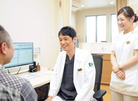 八代の内科医として皆様の健康の為に尽力します
